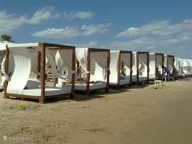 strandhutjes Guardamar 10min rijden