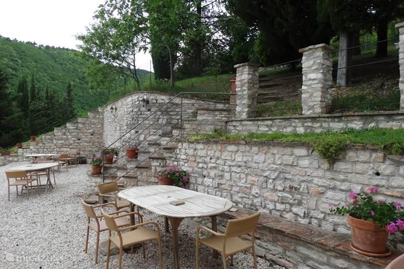 Vakantiehuis Italië, Marche, Arcevia Appartement Oleandro