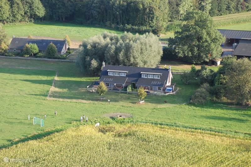 Vakantiehuis Nederland, Gelderland, Zelhem Vakantiehuis Jacuzzihuisje Weidebosch