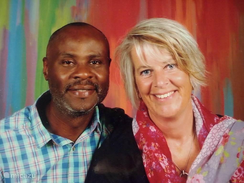 Jacinto en Janneke Louisa