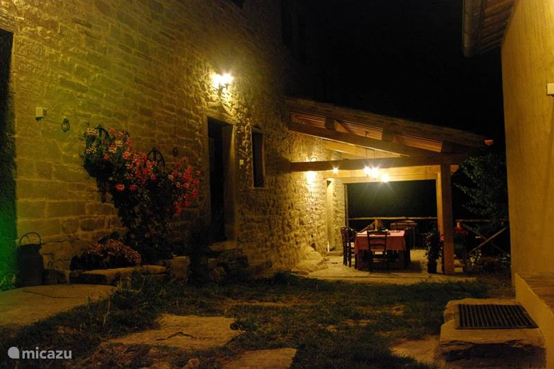 Vakantiehuis Italië, Marche, Mercatello sul Metauro Bed & Breakfast Ca'Betania Camera Tre
