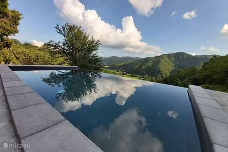 Vakantiehuis Italië, Marche, Mercatello sul Metauro bed & breakfast Ca'Betania Camera Tre