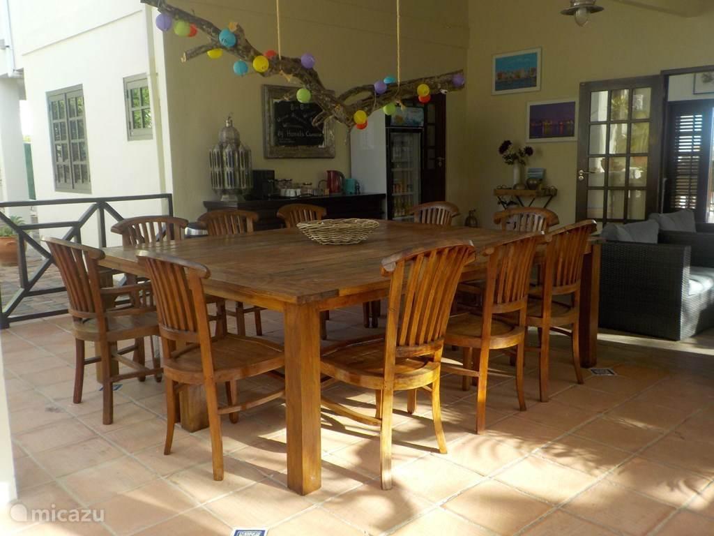 Ontbijt en Ontspannings- ruimte