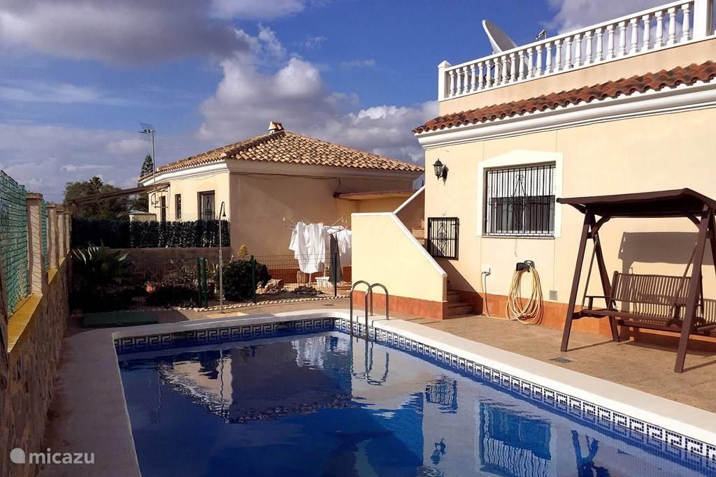 Vakantiehuis Spanje, Costa Cálida, Los Alcázares - vakantiehuis Vakantiehuis Avalon La Casita