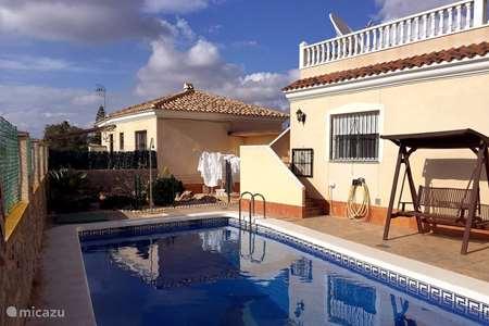 Vakantiehuis Spanje, Costa Cálida, Los Alcázares vakantiehuis Vakantiehuis Avalon La Casita