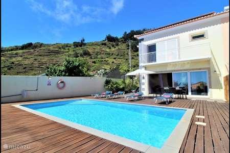 Vakantiehuis Portugal, Madeira, Arco da Calheta villa Villa Nazare