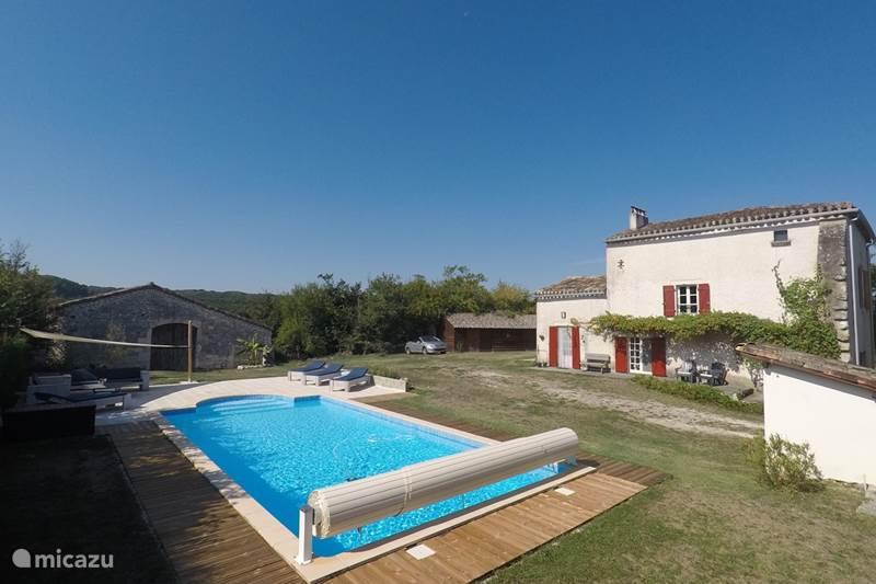 Vacation rental France, Lot-et-Garonne, Tournon-d'Agenais Holiday house Bladanel