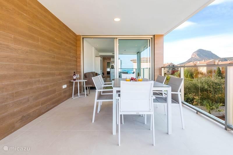Vakantiehuis Spanje, Costa Blanca, Javea Appartement La Grava