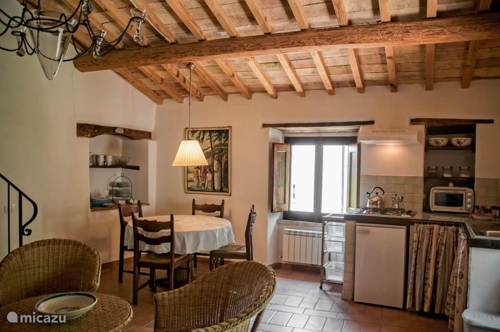 Vakantiehuis Italië, Marche, Arcevia Appartement Papavero
