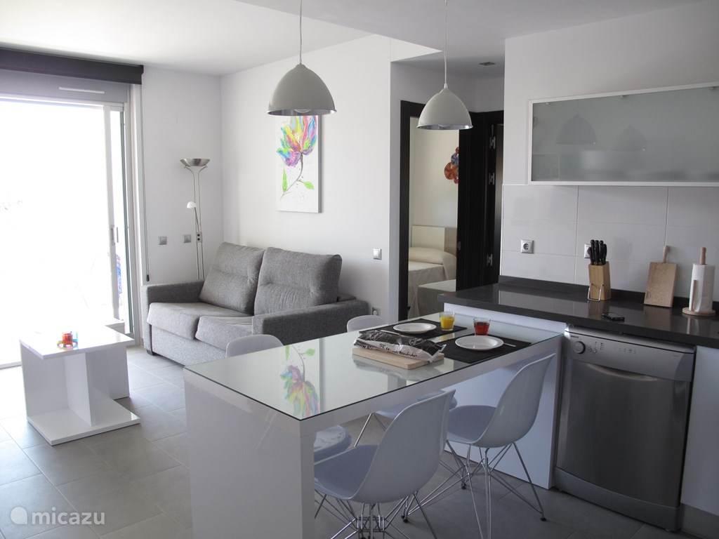 Vakantiehuis Spanje, Costa Blanca, La Mata Appartement Mariposa