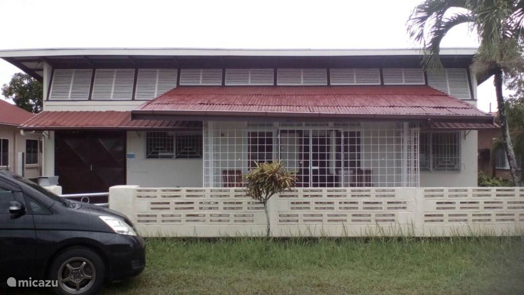 Vacation rental Suriname, Paramaribo, Paramaribo holiday house Suzanna Place
