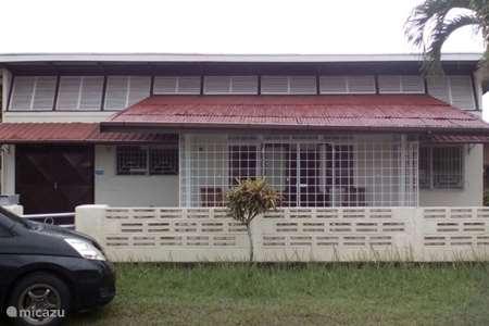 Vakantiehuis Suriname, Paramaribo, Paramaribo vakantiehuis Suzanna Place