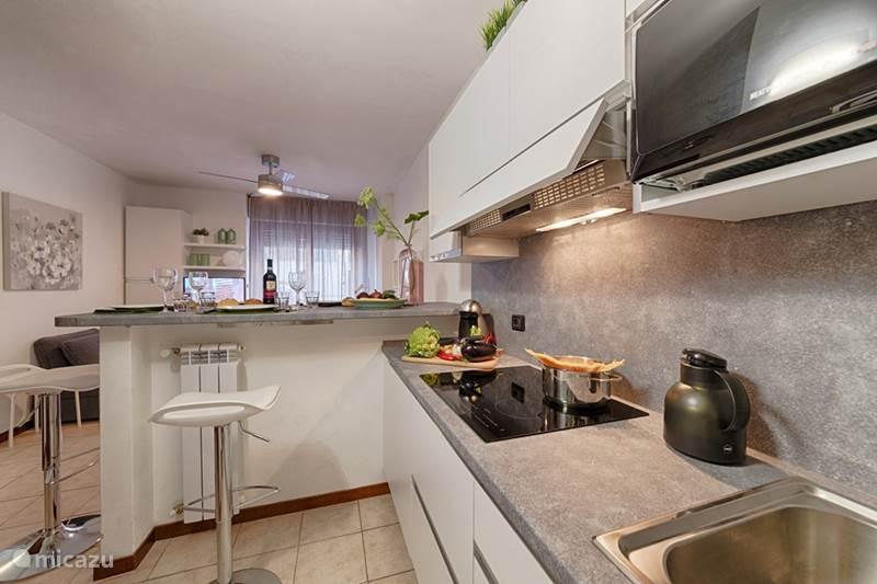 Vakantiehuis Italië, Comomeer, Acquaseria Appartement Camelia 2