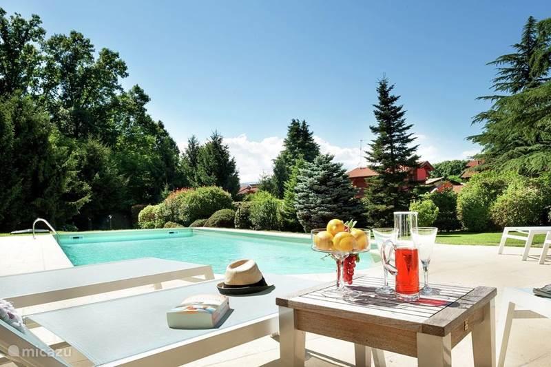 Ferienwohnung Italien, Lago Maggiore, Ispra Villa Villa Incanto