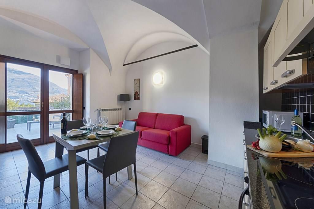 Vakantiehuis Italië, Comomeer, Acquaseria Appartement Cipresso 2