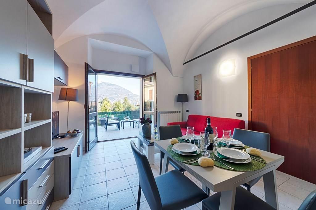 Vakantiehuis Italië, Comomeer, Acquaseria appartement Cipresso 4