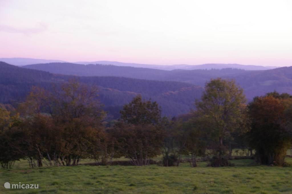 Uitzichtfoto nabij boerderij