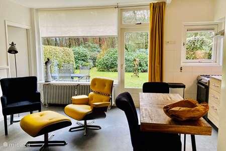 Vakantiehuis Nederland, Gelderland, Otterlo - geschakelde woning Boshuisje Veluwe Natuurpark Hoefbos