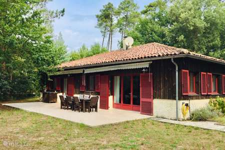 Vacation rental France, Landes, Vielle-Saint-Girons holiday house la Bergerie du Martinon
