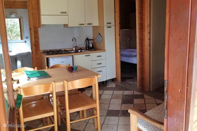 Vakantiehuis Italië, Toscane, Viareggio Blokhut / Lodge Chalet Toscane Italië