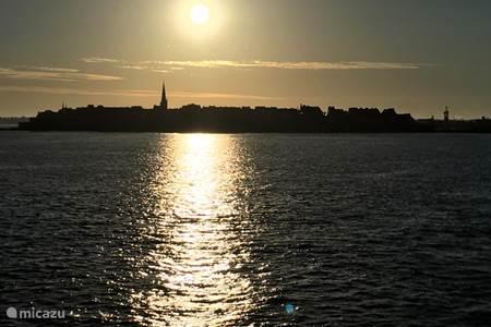 St Malo - een ommuurde vestingstad