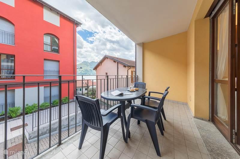 Vakantiehuis Italië, Comomeer, Acquaseria Appartement Mimosa 1