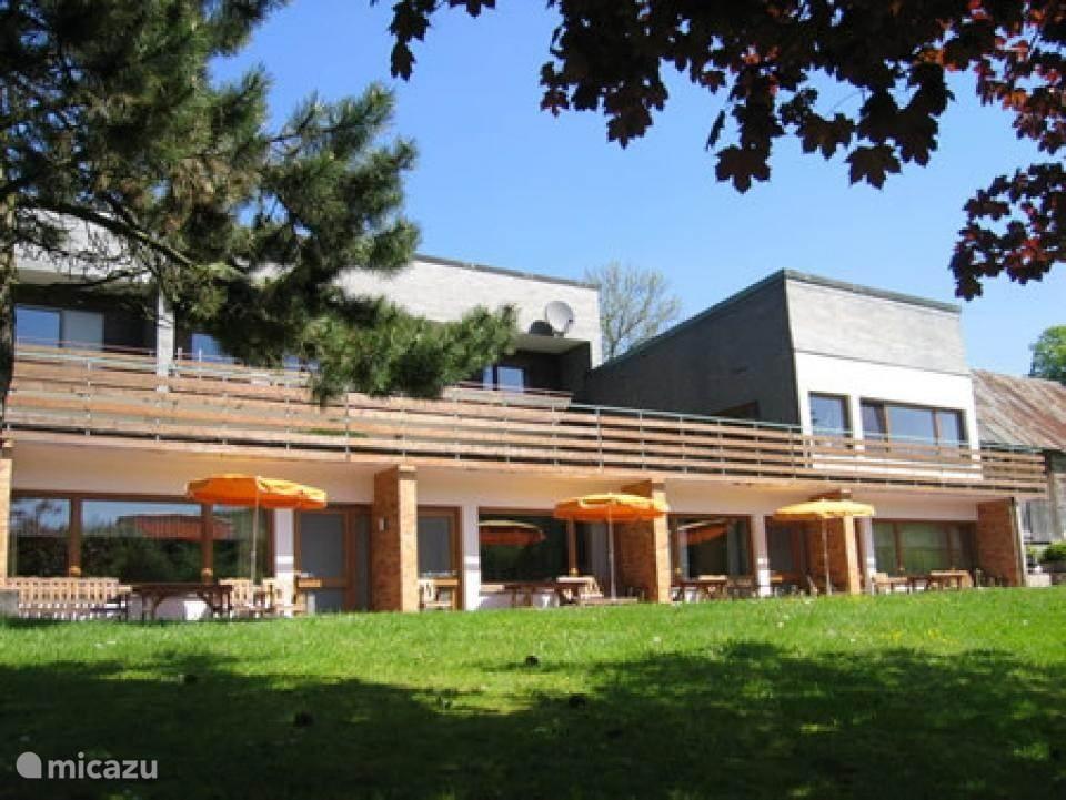 Vakantiehuis Duitsland, Sauerland, Medebach studio Landhaus Schlossberg/App. 2