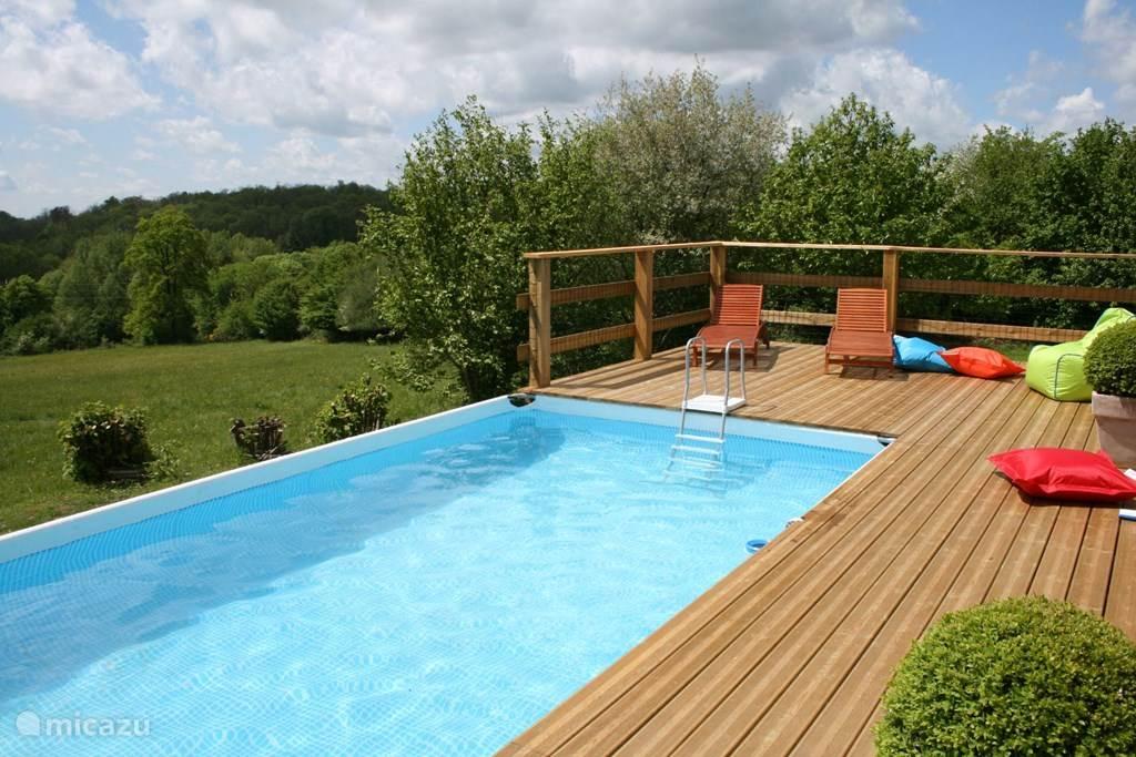 Vacation Rental France, Limousin, Beyssac Villa La Grange Vieille Gites, The  Villa ...