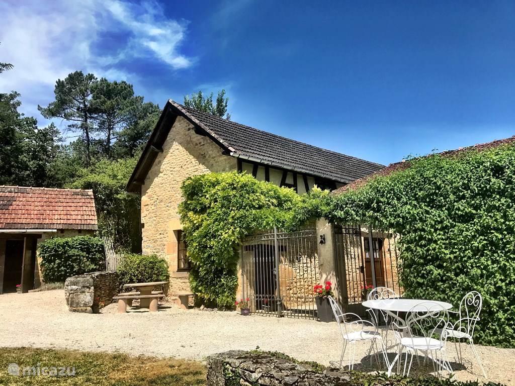 Vakantiehuis Frankrijk, Aquitaine, Sergeac vakantiehuis Luxe gezellig vakantiehuis