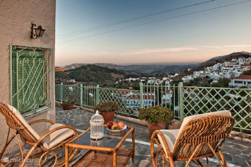 Vacation rental Greece, Karpathos – villa Villa Thetis