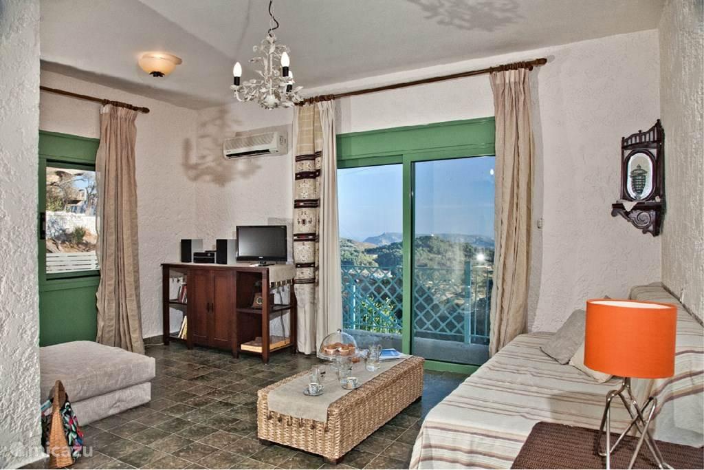 Vakantiehuis Griekenland, Karpathos, Aperi Villa Villa Thetis
