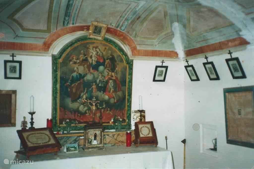huiskapel op Borgo Belfiore