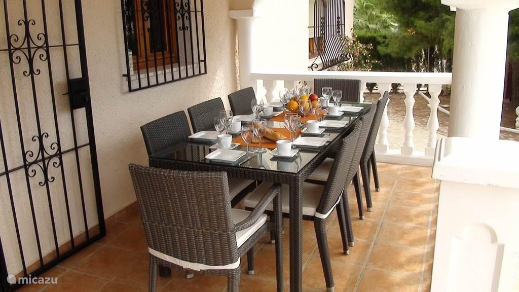 Vakantiehuis Spanje, Costa Blanca, Benissa Villa Casa Linda