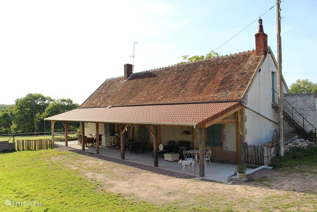 Vakantiehuis Frankrijk, Auvergne, Cérilly gîte / cottage Le Petit Soulice