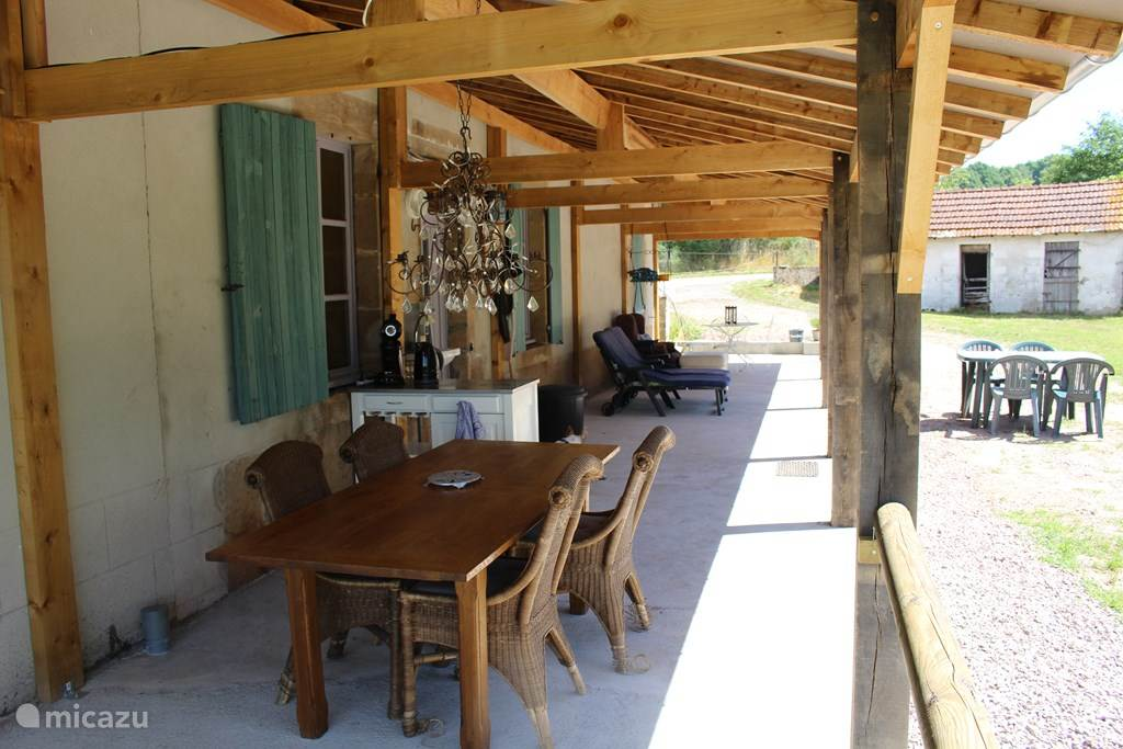 Ferienwohnung Frankreich, Allier, Cérilly Gîte / Hütte Le Petit Soulisse