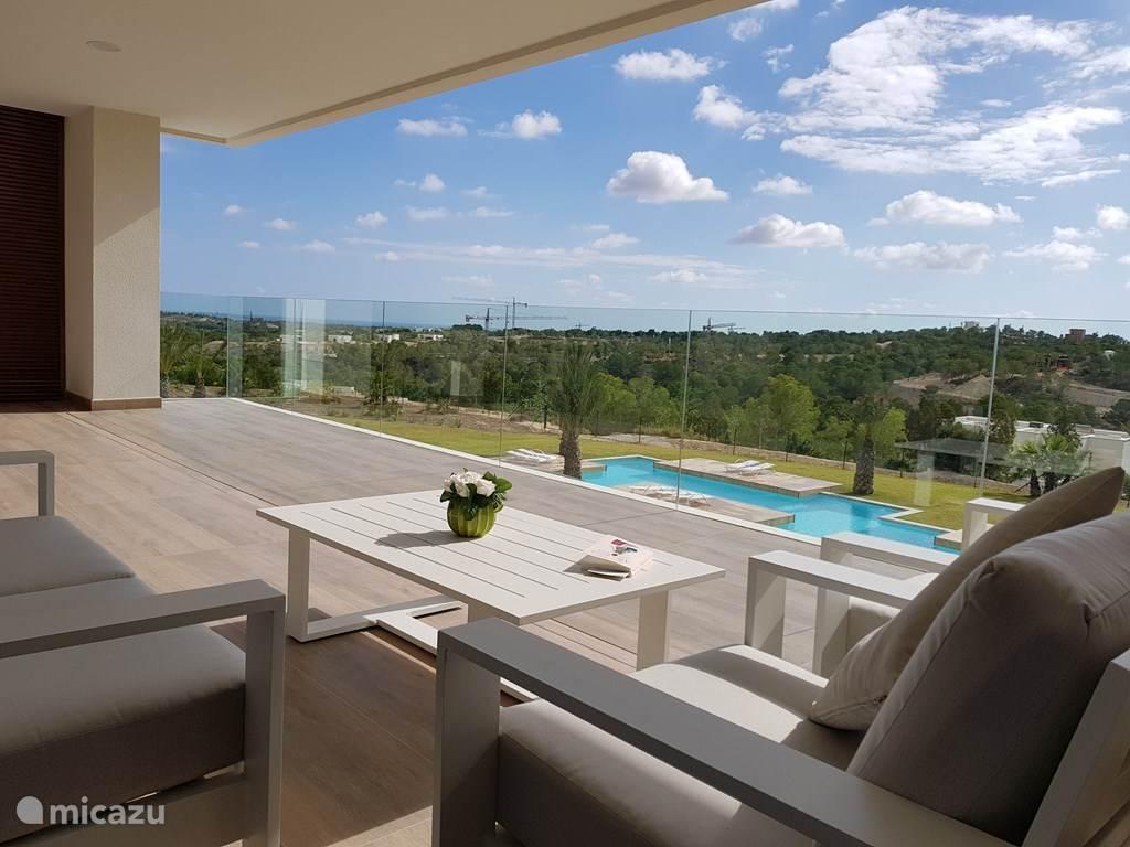 Vacation rental Spain, Costa Blanca, San Miguel de Salinas Costa apartment New apartment near the sea