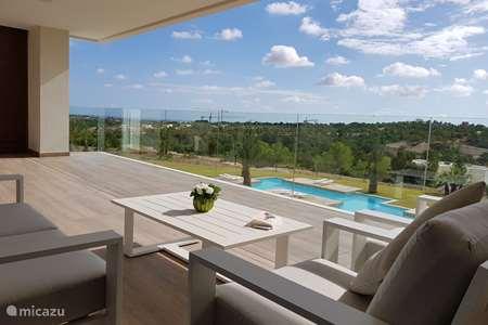 Vakantiehuis Spanje, Costa Blanca, San Miguel de Salinas appartement Nieuw appartement vlakbij de zee