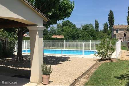 Vacation rental France, Gard, Saint-Julien-de-Peyrolas holiday house Villa Les Cépages