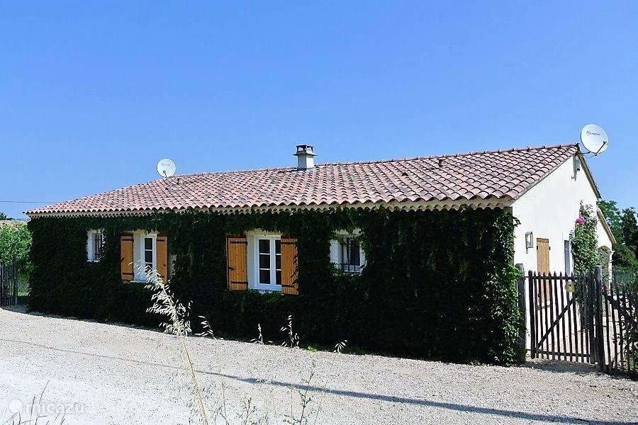 Villa Les Cepages - 2 huisjes- ieder voor 8 personen