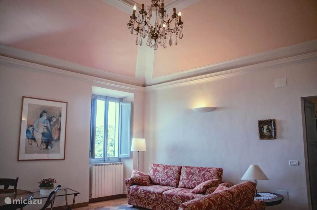 Vakantiehuis Italië, Marche, Arcevia appartement Rosa