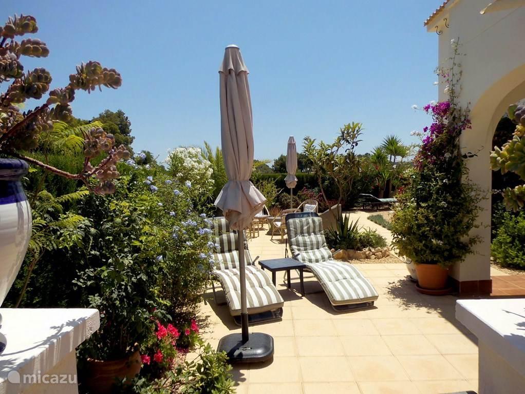 Vakantiehuis Spanje, Costa Blanca, Altea Appartement Santa-Clara