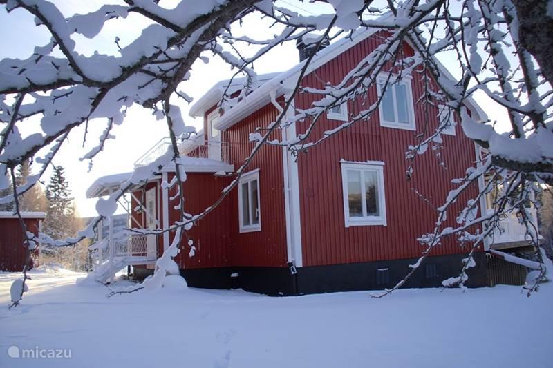 Vakantiehuis Zweden, Medelpad, Sundsvall Vakantiehuis Vakantiehuis Viggetjärn