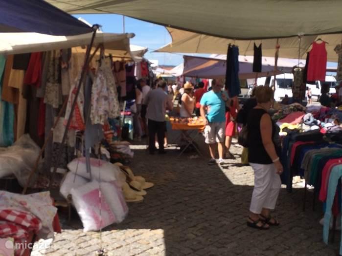 Markt in Caminha