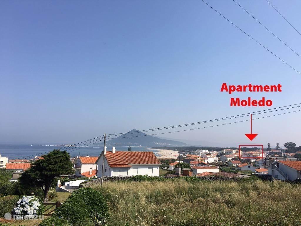 Vakantiehuis Portugal, Costa Verde, Viana Do Castelo Appartement Penthouse Moledo