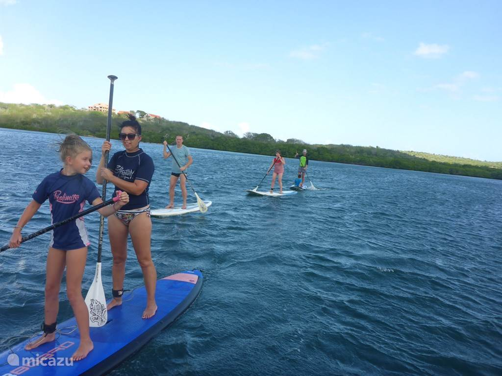 Sup tour door SUPCuracao