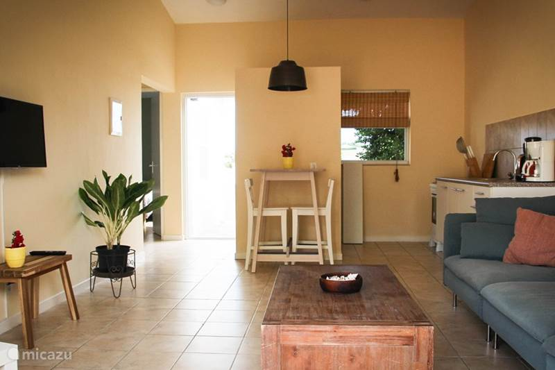 Vacation rental Curaçao, Banda Ariba (East), Brakkeput Abou Holiday house Kabritu View
