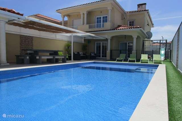 Vakantiehuis Portugal – vakantiehuis Casa Nazaré ****