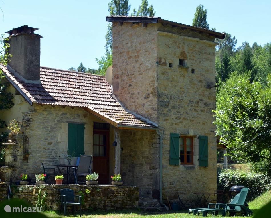 Vakantiehuis Frankrijk, Lot, Lherm Gîte / Cottage Le Pigeonnier