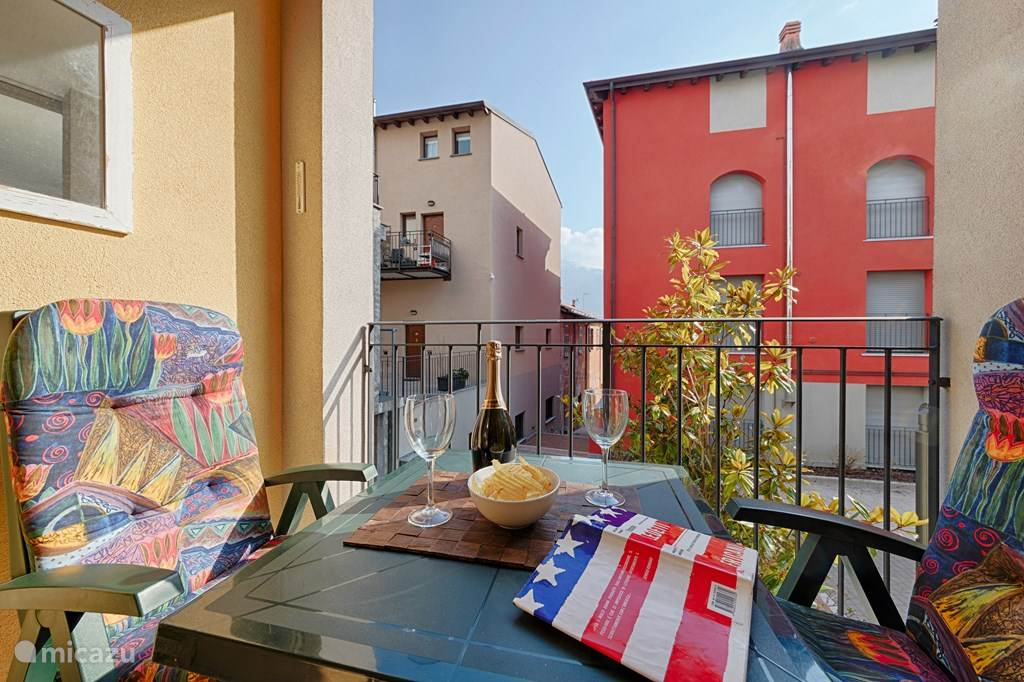 Vakantiehuis Italië, Comomeer, Acquaseria Studio  Mimosa 8