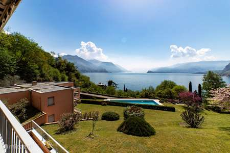 Vakantiehuis Italië, Comomeer, Acquaseria appartement La Gaeta